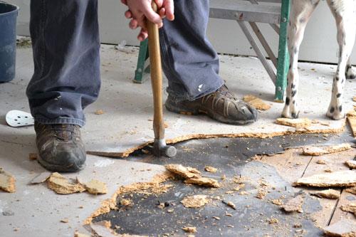 Jak postupovat při přípravě podkladu pro novou podlahu?