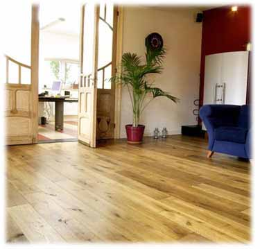 Lamelové parketové podlahy
