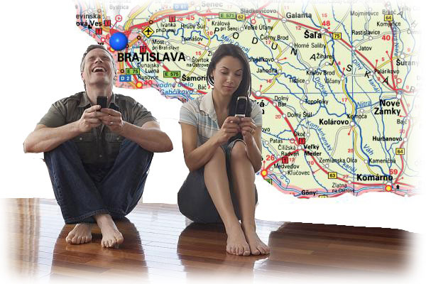 Korkové podlahy Bratislava a Bratislavský kraj