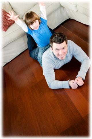 Podlahy Přelouč