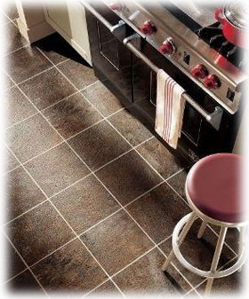 vinylová podlaha z PVC