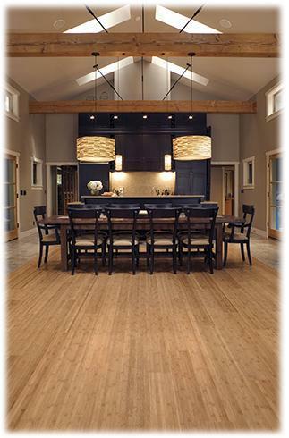 podlaha z bambusu