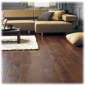 podlaha z masívního dřeva