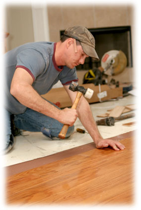 pokládka podlahy našimi podlaháři